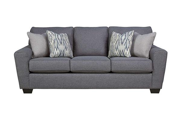 Sofa Lawson vải nỉ hiện đại S490