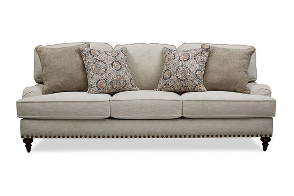 Sofa London vải nỉ cao cấp S186