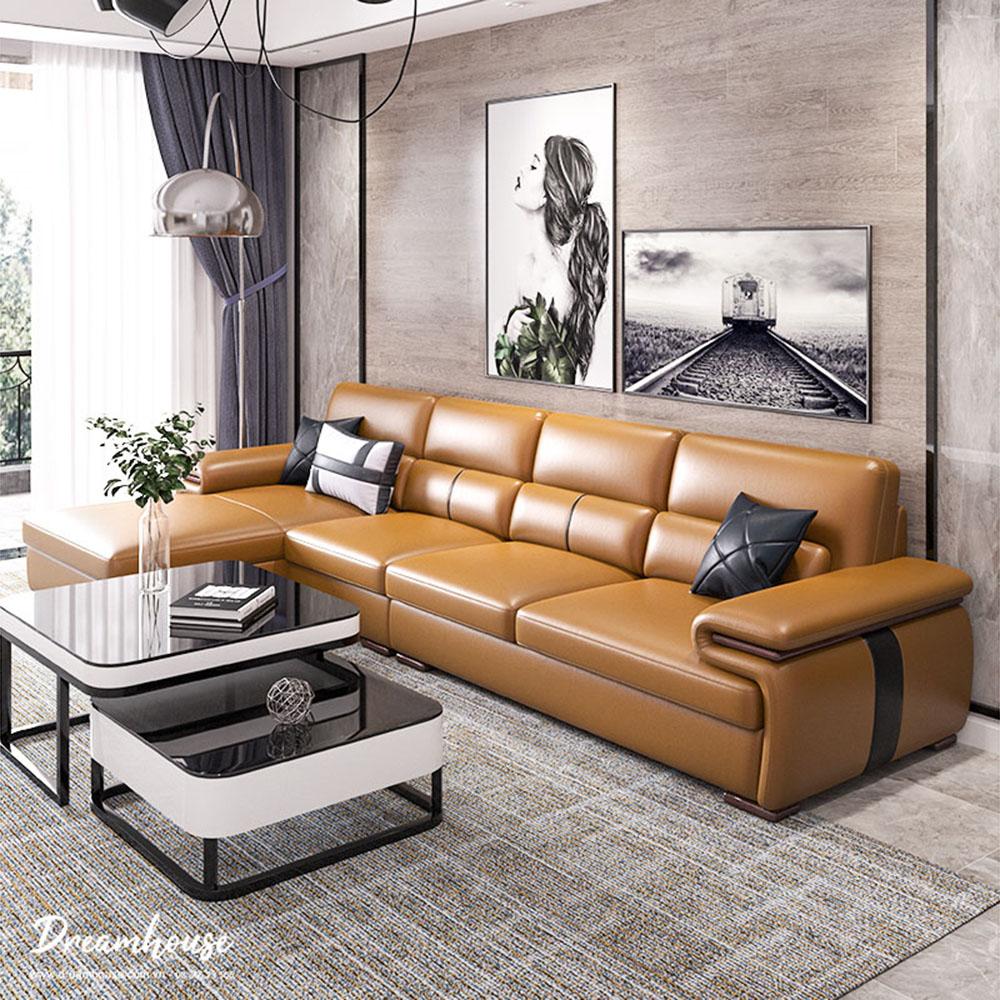 Sofa da Brazil cao cấp