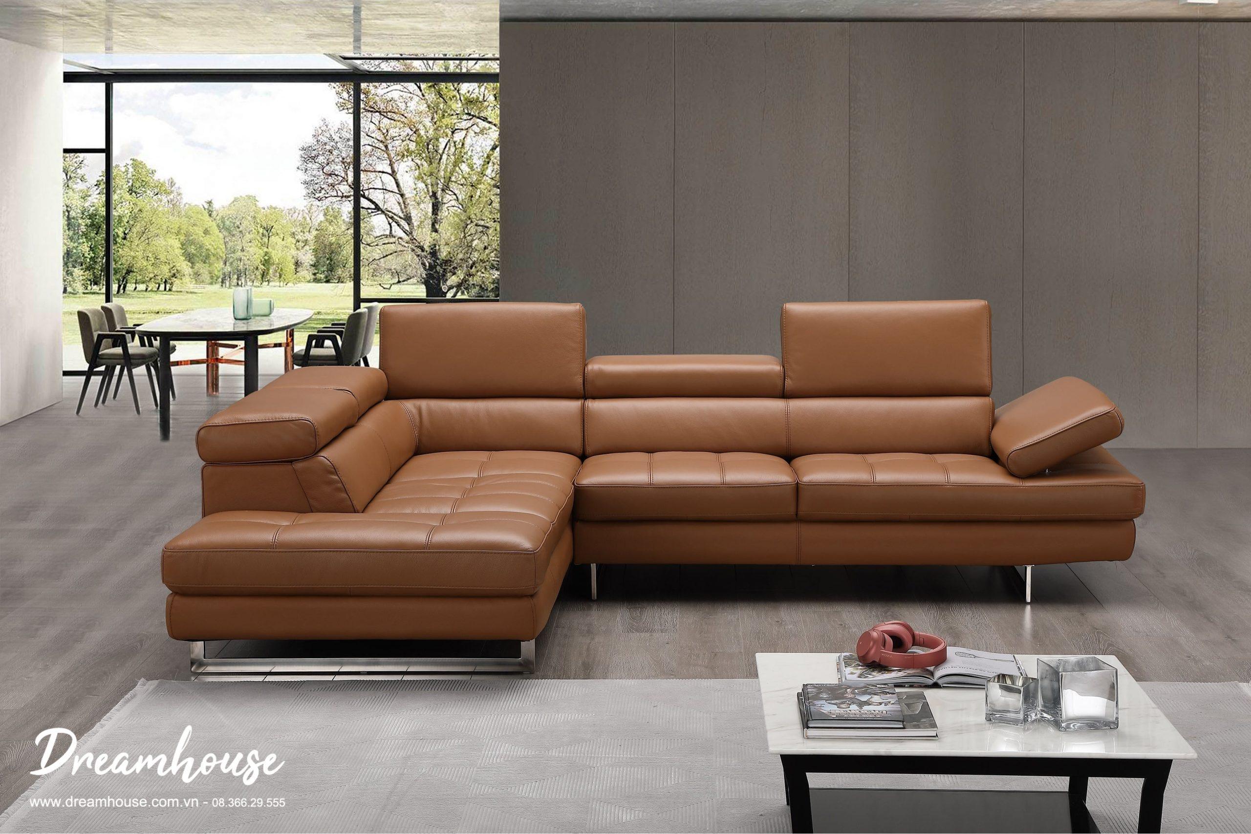 sofa da nhập khẩu malaysia