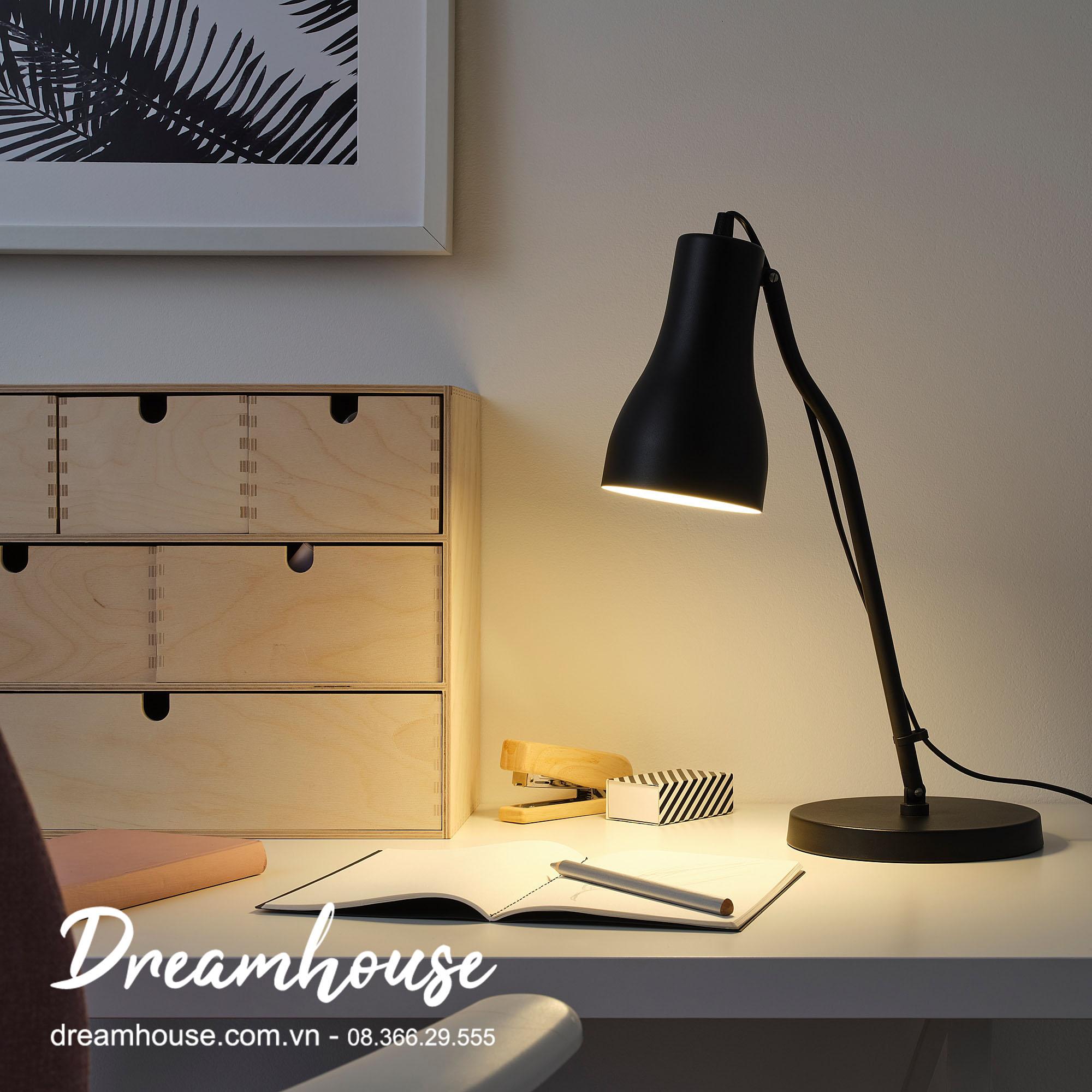 Đèn bàn học Ikea Finnstarr