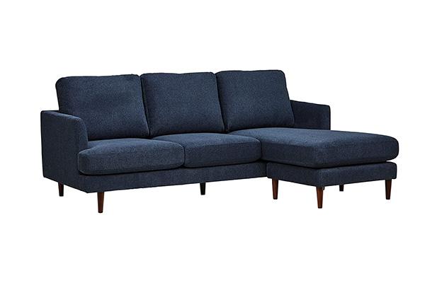 Sofa góc vải nỉ cao cấp S216