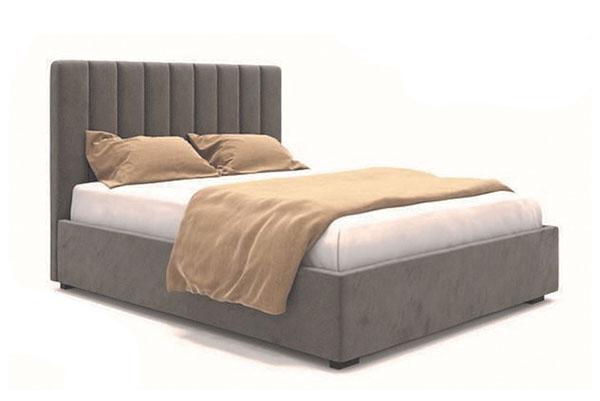 Giường ngủ bọc nỉ cao cấp B755