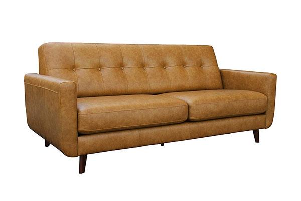 Sofa văng da đẹp cho phòng khách nhỏ S888