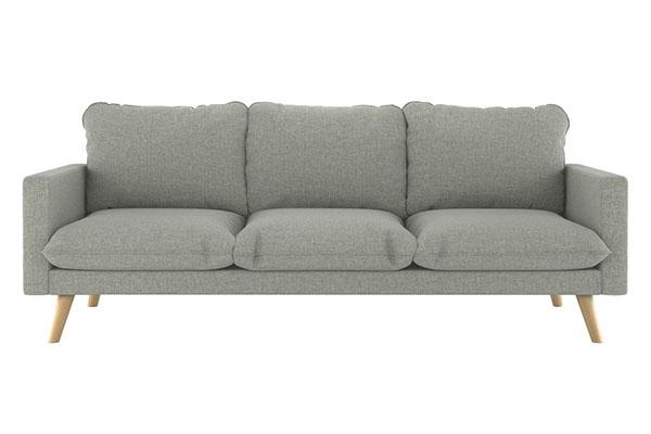Sofa văng đệm nỉ  Cao cấp đẹp S877
