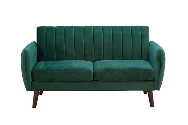 Sofa văng nỉ đẹp phòng khách nhỏ S783