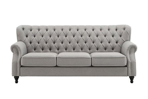 Sofa văng vải nỉ Malaysia cao cấp S814