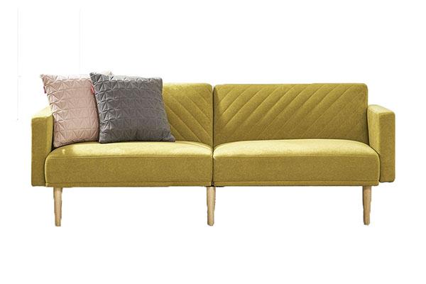 Sofa văng vải nỉ sang trọng S794