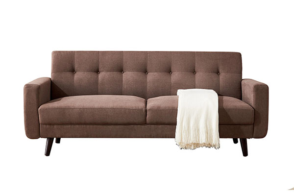 Sofa văng vải nỉ đẹp hiện đại S816