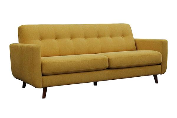 Sofa văng vải nỉ Hàn Quốc sang trọng S901