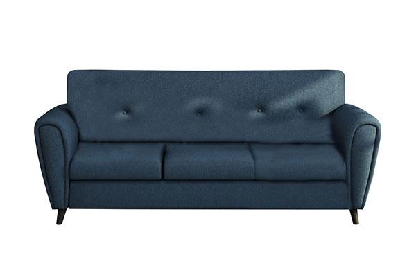 Sofa văng vải nỉ Malaysia hiện đại S841