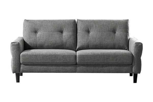 Sofa văng vải nỉ hiện đại S875