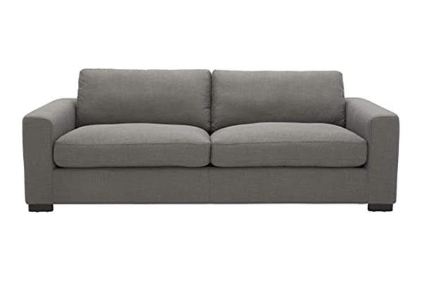 Sofa văng vải nỉ hiện đại S895