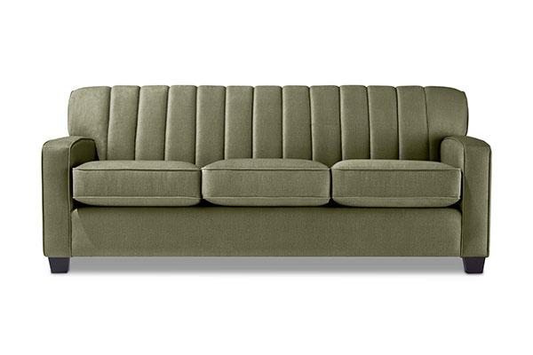 Sofa văng vải nỉ hiện đại S905