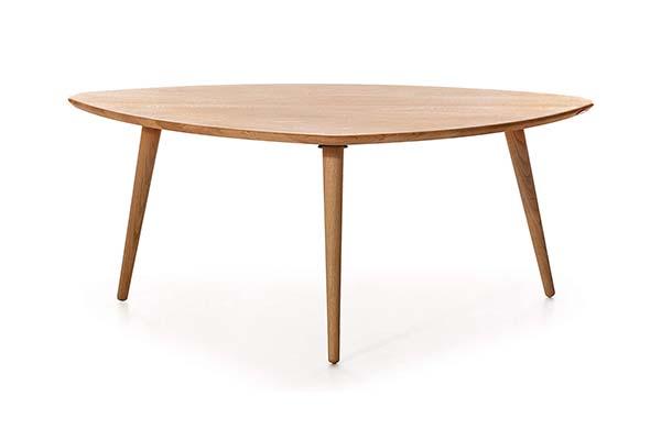 Bàn sofa gỗ cho phòng khách hiện đại T004