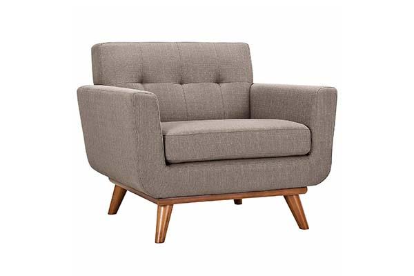 Ghế sofa vải nỉ Hàn Quốc nhỏ gọn S956