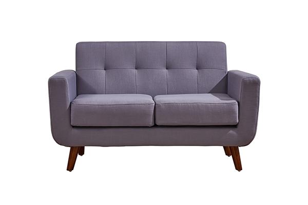 Ghế sofa vải nỉ Hàn Quốc phòng khách nhỏ S972