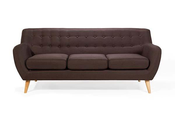 Sofa vải nỉ đẹp cho phòng khách nhỏ S975