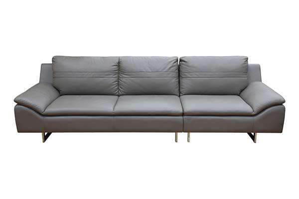 Sofa văng da nhập khẩu Malaysia S022