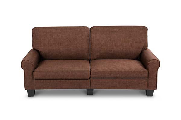 Sofa văng vải nỉ Hàn Quốc hiện đại S951