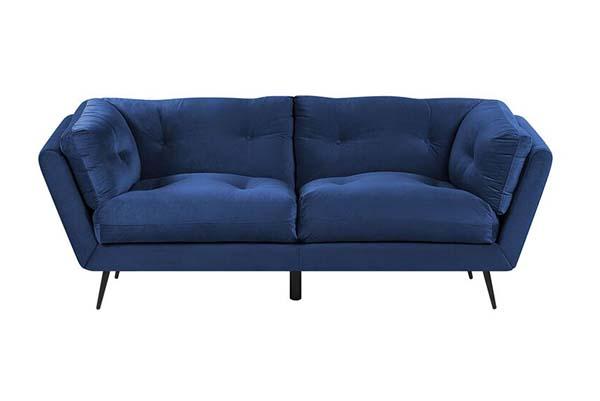 Sofa văng vải nỉ mềm mại S013