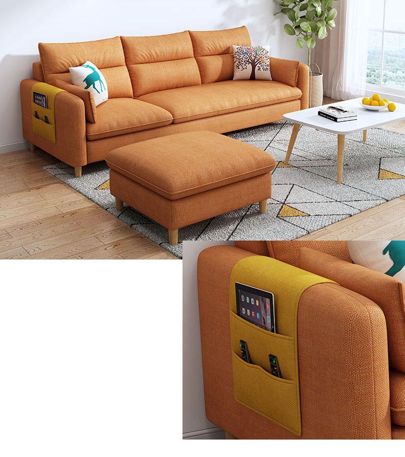 Màu sắc bộ sofa đa dạng