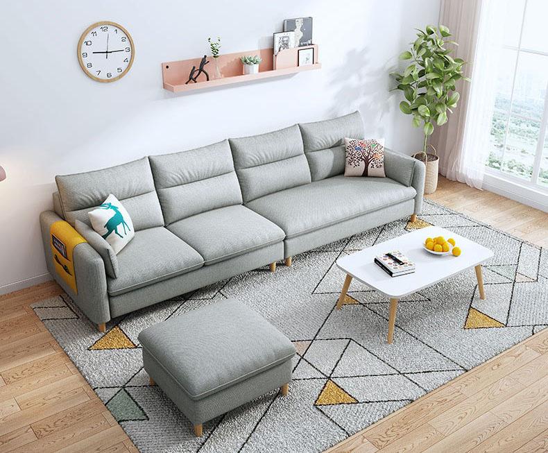 Kích thước sofa tùy biến dễ dàng
