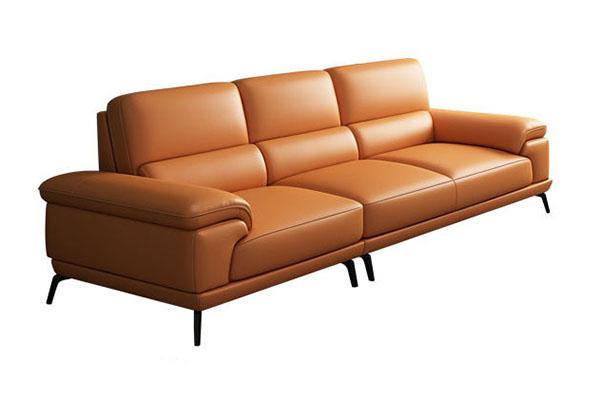 Sofa văng da tổng hợp sang trọng S616