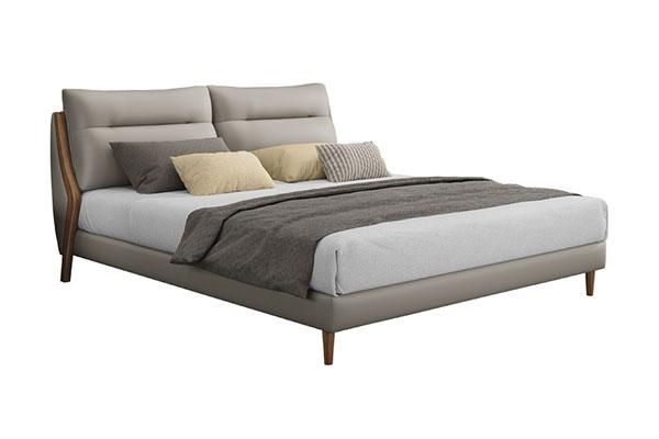 Giường ngủ bọc da cao cấp B774