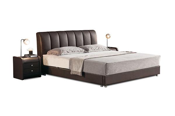 Giường ngủ bọc da sang trọng B794
